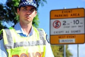 Why are Townsville Police fining people for not locking their car?