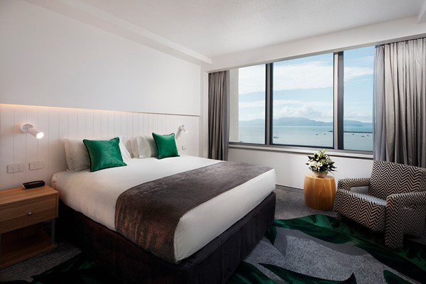 The King Ocean View Room at The Ville