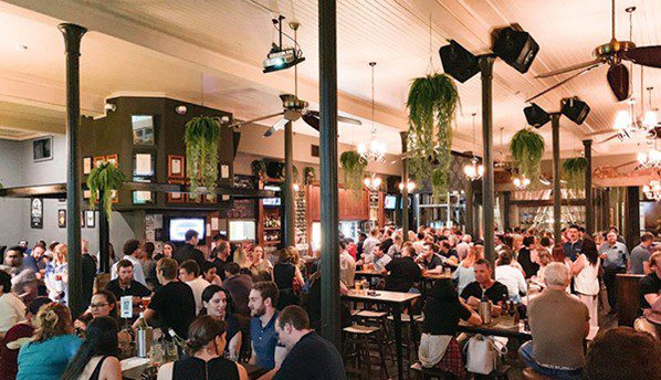 Townsville Brewery - A popular watering hole for almost 20 years